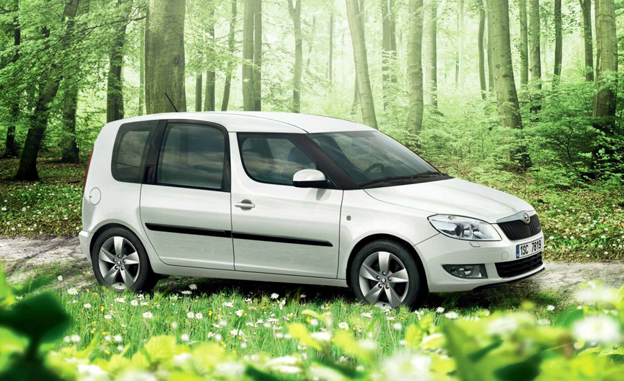 Accessoires Skoda Roomster