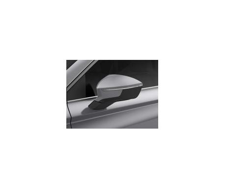 Stylo de retouche gris business metallise