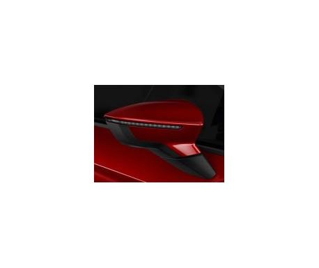 Stylo de retouche rouge rio