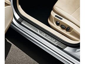 Enjoliveurs seuil de porte Octavia 2015-