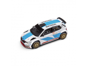 Miniature Skoda Fabia R5 Motorsport