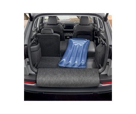 Tapis de coffre avec revers Karoq avec sièges fixes