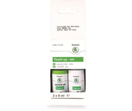 Stylo de retouche Vert kiwi G6D