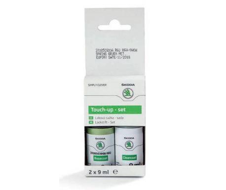 Stylo de retouche Vert Printemps Métalisé R6U