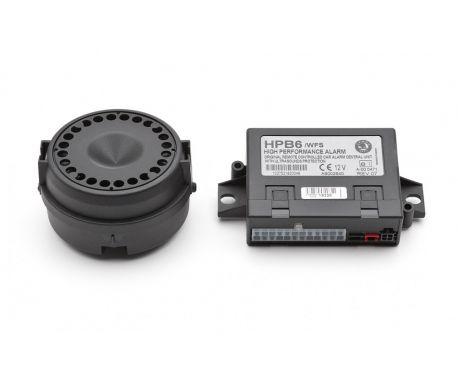 kit alarme de base pour voitures avec à télécommande