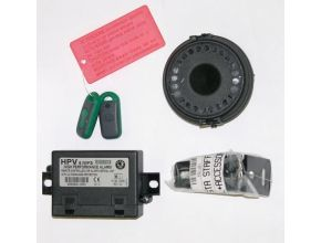 Kit alarme de base pour voitures avec télécommande