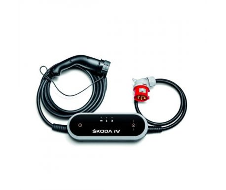 Cable de recharge 11kW Universel ENYAQ