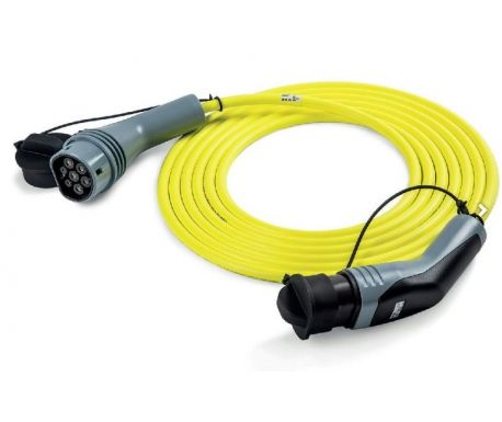 Cable de recharge Mode3 Type2/Type2