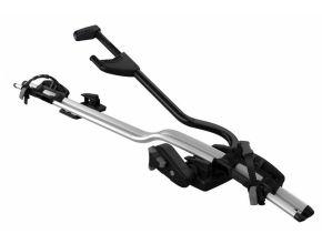 Porte vélo sur barre de toit Aluminium