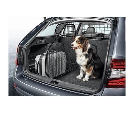 Grille d'isolement bagages et chiens