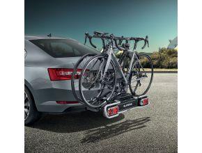 Porte-vélos sur attelage - 2 Vélos