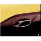 Embout d'échappement ovale - 1,6L 16V & 1,2 TSI
