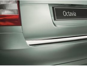 Baguette chromée pour bord de coffre Octavia 2009-2013