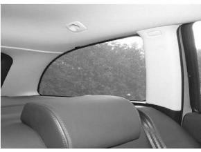 Pare-soleil vitres latérales arrière Octavia Combi 2004-2013
