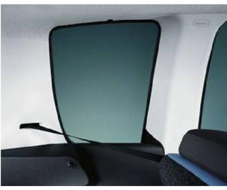 Pare-soleil vitres latérales