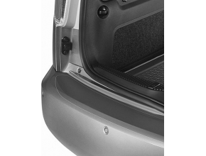 Protection de bord de coffre - film transparent Skoda Roomster 2006-2015