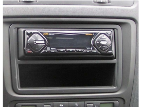 Kit de montage 1DIN radio pour Octavia II