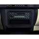 Cadre de montage pour radio double Din Fabai/Rapid/Roomster