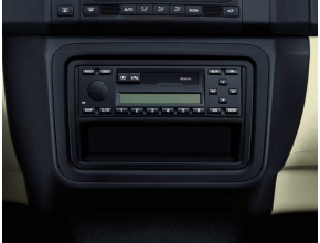 Cadre de montage pour radio 2 Din