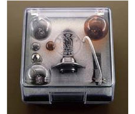 Kit d'ampoules de réserve (phares antibrouillard)