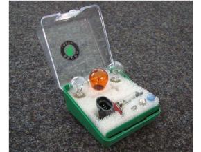 Kit d'ampoules & fusibles (Xenon)