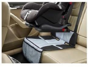 Protection de siège pour siège-enfants