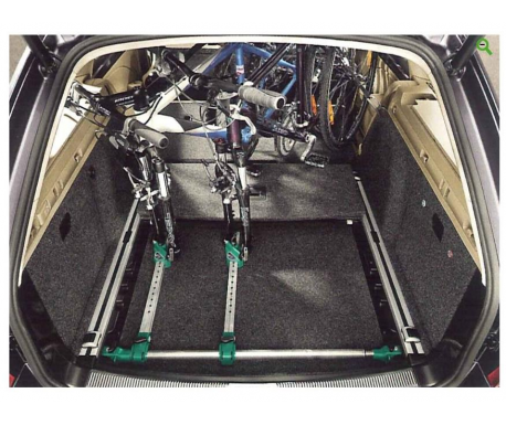 Porte-vélos pour compartiment intérieur Roomster 2006-2015