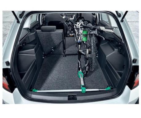 Kit de montage (oeillets) pour voitures sans faux plancher de coffre