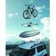 Porte-vélo de toit Thule Freeride noir
